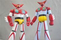 合体ロボアニメの元祖! 「ゲッターロボ」が大人向けホビーで登場