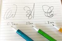 書き味は鉛筆、機能はシャーペン。極太芯の「鉛筆シャープ」が秀逸