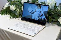 """日本HP、第8世代Core搭載のスリムな""""白パソ"""" 「Spectre 13」を発表"""