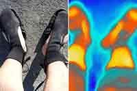 足がホカホカ♪ バイク乗り用の「電熱ウォーマー」があれば冬を越せる!?