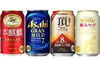 【2018年春】大手4社、ビール&新ジャンル飲料の注目新製品まとめ