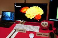 富士通、AIアシスタント「ふくまろ」でパソコンをスマートスピーカー化