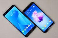 ファーウェイ「nova lite 2」とASUS「ZenFone Max Plus (M1)」比較レビュー