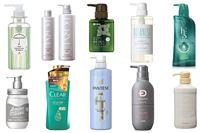 梅雨から夏のヘアトラブルを解消するシャンプー10選