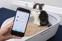 猫のトイレもクラウド連携! シャープがペット向けAIoT用品を開発