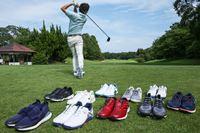 《2018年》「ゴルフシューズ」11モデル、履いて歩いて打ってみた!
