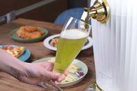 ビール党必見! 泡がクリーミーなビアカクテルが作れる「カクテルビールサーバー」