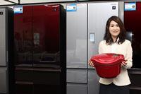 今度はヘルシオやホットクックとつながる! プラズマクラスター冷蔵庫のAIoT化が加速