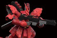 ジオン系MSの集大成! 「逆襲のシャア」のサザビーは実機考証ギミックが満載