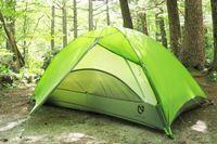 日本の山岳条件に合わせて開発! 最小重量1.18kgの2人用テント、ニーモ「タニ 2P」