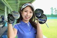 「ゴルフ女子のクラブ選び#3」2打目をしっかり飛ばすFWとUT探し