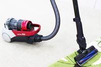 掃除のラクさを徹底追求! 世界最軽量のコードレスキャニスター掃除機「RACTIVE Air」新モデル