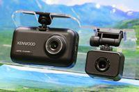 ケンウッド「DRV-MR740」高精細画質で前も後ろも撮影できるドライブレコーダーを発売!