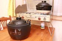 ご飯好きオヤジが本音レビュー! 話題の電気炊飯土鍋「かまどさん電気」の実力