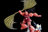 アニメを忠実に再現した「シャア専用ゲルググ」で一年戦争を振り返る!