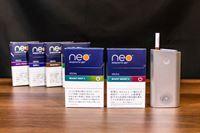 グロー、加熱式タバコ専用ブランド「neo(ネオ)」にカプセルメンソール2種追加