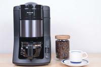 パナソニックの全自動コーヒーメーカーが「デカフェ豆」コース搭載でもはや無双!