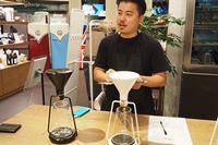「淹れること」を楽しめるIoTコーヒーメーカー「GINA」を体験してきた!