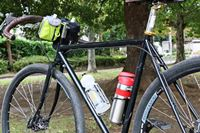 サイクリングに最適! サーモスの自転車用ボトルとゼリー飲料保冷バッグを試してみた!!