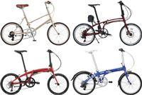 おしゃれで性能もいい折りたたみ自転車・ミニベロ9選! 失敗しないための選び方もあり!!