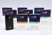 【吸ってみた】加熱式タバコ「グロー」専用ブランド「ネオ」にひと味違う2銘柄追加!