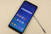 安価な大画面ペン入力スマホ、LG「Q Stylus」レビュー