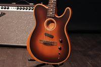1台でエレキにもアコギにもなる!? Fenderの新基軸ギター「ACOUSTASONIC」