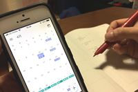 """手書きの予定がGoogleカレンダーに登録される!? 最先端の""""手帳""""に未来を見た"""