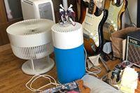北欧の家電はガチ! 空気清浄機「Blue Pure 411」で荒れたヲタ部屋を浄化する