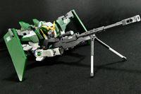 狙撃ポーズを完全再現! 10年待ったガンプラ「MGデュナメス」が最高の出来