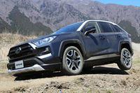 トヨタ 新型「RAV4」のオフロード性能を動画でチェック