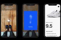 靴の買い方が変わるかも。ナイキのアプリはスマホで足を採寸できる