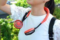 いつでも涼しい♪ 首にかける「ハンズフリー扇風機」で夏を乗り越えよう!