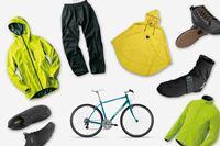 雨の日に備えよう! ロードバイクやクロスバイクに乗っているなら用意しておきたいレイングッズ