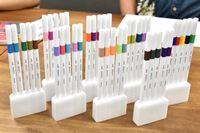 「細字サインペンでノートを取る」時代が到来! エモい&消える&ドット芯の優秀モデルたち