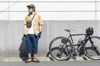 レーパンに抵抗がある人に! 普段着みたいなおしゃれで乗りやすい自転車用ウェア