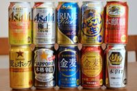 「第三のビール」をプロが飲み比べ! 人気10銘柄の味の違いは?