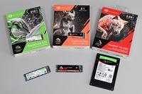 HDDのトップベンダーSeagateがSSDラインアップを強化!最新3モデルを一斉テスト