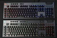 薄いのにしっかりメカニカルな打鍵感!ロジクールの最新ゲーミングキーボード「G913」「G813」