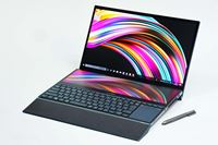 あなたならどう使う? 独創的な2画面ノートPC「ZenBook Pro Duo」を試す