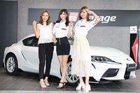 GR Garage東京三鷹でスープラのコラボイベントを開催!
