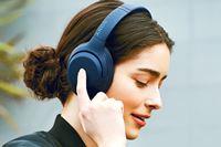 ソニーの重低音ノイキャンヘッドホンがリニューアル!フォルムを刷新し、音質・機能性も向上