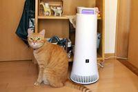 焼肉・ペット・玄関…家のニオイ対策に!「プラズマクラスター除菌脱臭機」を自宅でチェック
