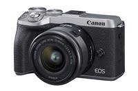 【今週発売の注目製品】キヤノンから、3250万画素のミラーレスカメラ「EOS M6 Mark II」が登場