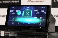 新「サイバーナビ」は車内でネット使い放題!YouTubeもブルーレイレコーダーのリモート視聴も