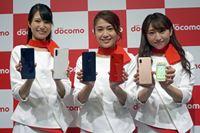 """4Gの集大成""、NTTドコモが2019-2020年スマートフォン秋冬モデルを発表"