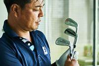 城彰二 meets 620MB  「ゴルフの世界観が変わった……」