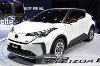 "「C-HR」のEV!?EV大国""中国""で見た日本車EVの攻勢"