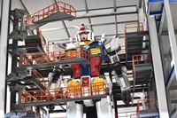 18mの実物大ガンダム「RX-78」が横浜で動く! 10月1日に施設オープン決定