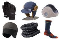 帽子から靴下まで! アウトドアブランドの「超防寒小物」6傑で冬を快適に
